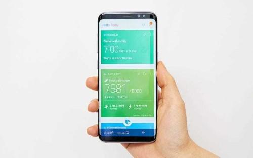 Samsung Bixby rap takes secret stab at Siri