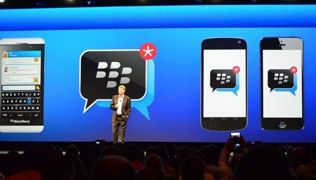 BlackBerry Messenger Might Be Coming To iOS This Summer, But Not iPad