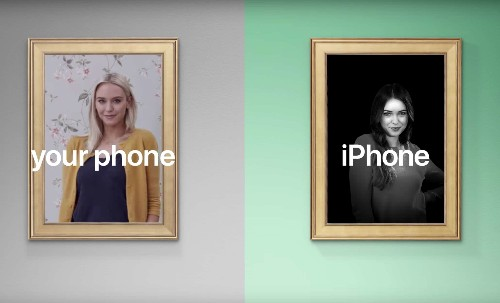 Apple throws shade at Android in hilarious iPhone ads