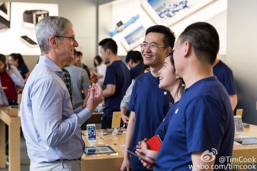 iTunes and Apple Music go live in China
