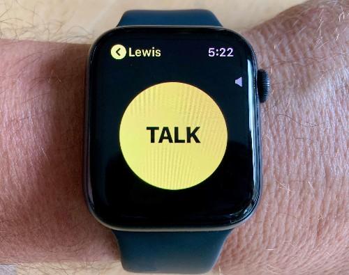 watchOS 5.3 restores Walkie-Talkie, expands ECG