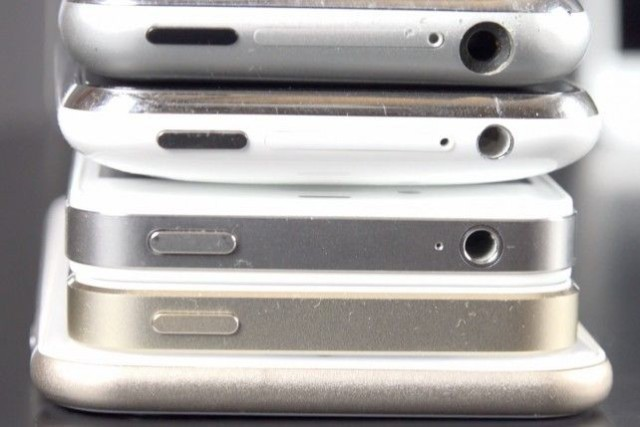 How the iPhone 6 might compare to its predecessors