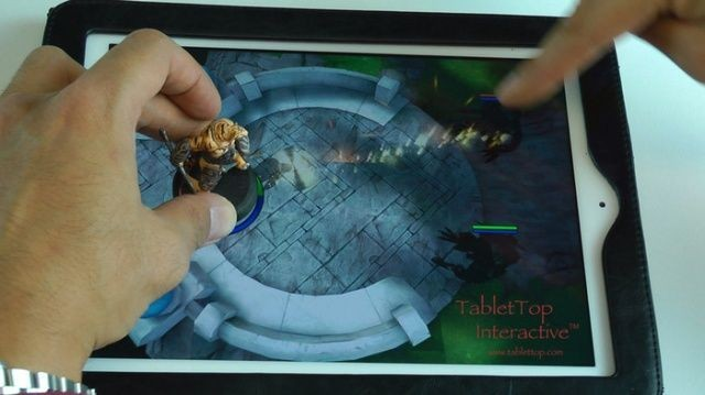 PlaneQuest Will Combine TableTop Miniatures And Tablets For Something Even Better Than Skylanders [Kickstarter]