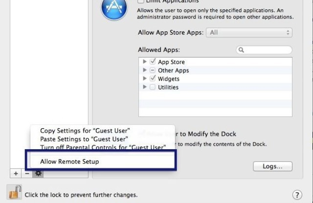 Manage Parental Controls For Your Kids' Mac Remotely [OS X Tips]