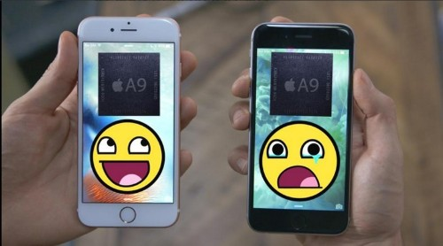 Chipgate stokes anxiety, relief and some laughs over iPhone 6s