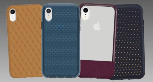 OtterBox launches handsome textured cases for 2018 iPhone models