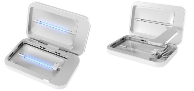 PhoneSoap Cleanses Your Filthy iPhone With Pristine UV Light