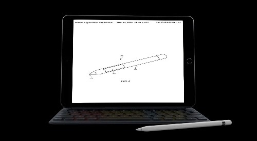Apple Pencil with a built-in screen is genius