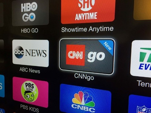 CNN lands on Apple TV, but you still need cable