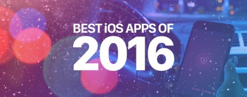 Best iOS apps of 2016