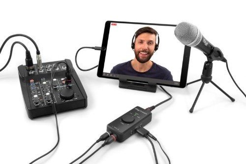 New iRig audio gadgets for iPhone-toting podcasters and YouTubers