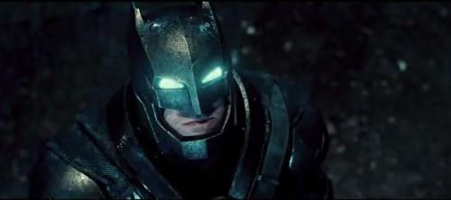 See Batman's armored batsuit in first Batman v Superman trailer