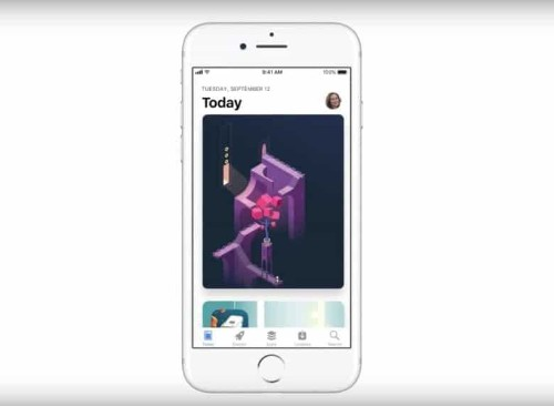 Apple's whimsical ads welcome users to the new App Store
