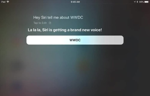 Siri 'leaks' about HomePod and voice change are old news [Correction]