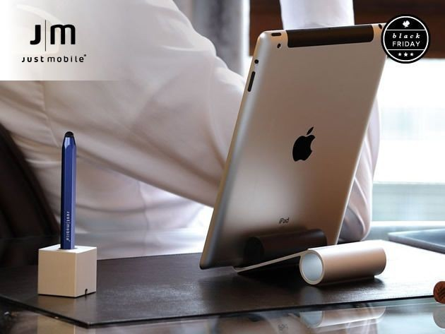 The Slide Stand And The AluPen Stylus For iPad Is Style Personified #BlackFriday [Deals]
