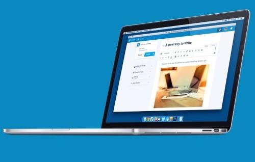 WordPress.com gets a new look and new Mac app