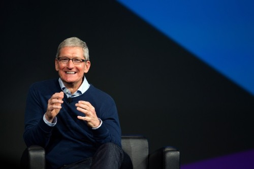 Tim Cook: Apple isn't interested in sharing your data