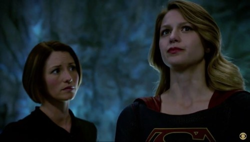 Up, up and away! First Supergirl trailer has us cautiously optimistic