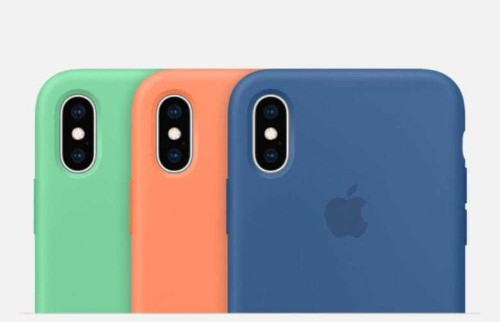 Apple's official iPhone and iPad cases now come in new colors