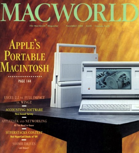 Today in Apple history: The first portable Macintosh arrives