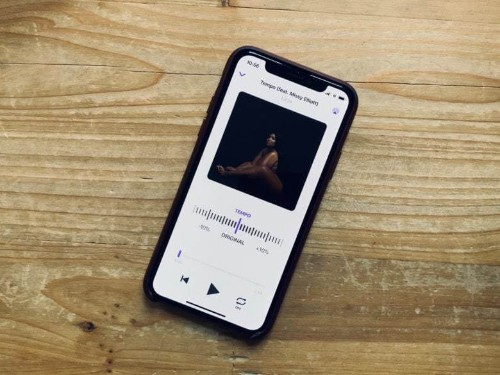 Perfect Tempo slows down any song in Apple Music's cloud