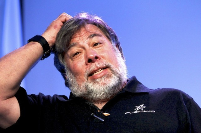 Woz thinks wearables like the iWatch could be 'a hard sell'