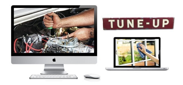 When your Mac runs slow, give it a tuneup