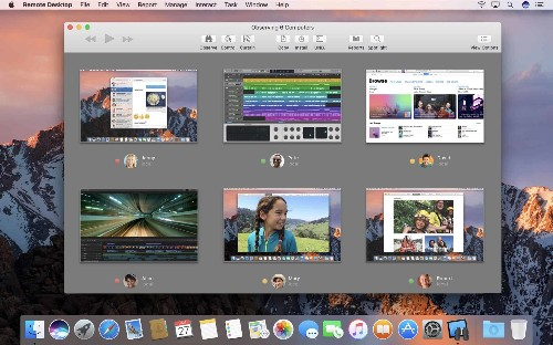Say goodbye to Back to My Mac in macOS Mojave