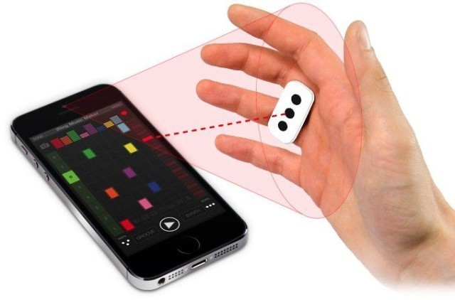 iRing Is 'First Motion Controller For Your Music Apps'
