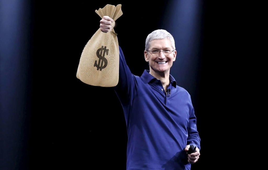 Apple share price hits all-time high after recovering from COVID-19 losses