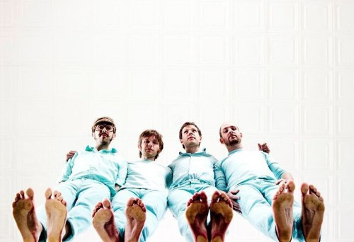 Stop whatever you're doing and watch this insane OK Go video