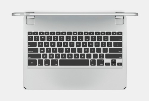 Nifty keyboard wants to Brydge gap between your iPad and a MacBook