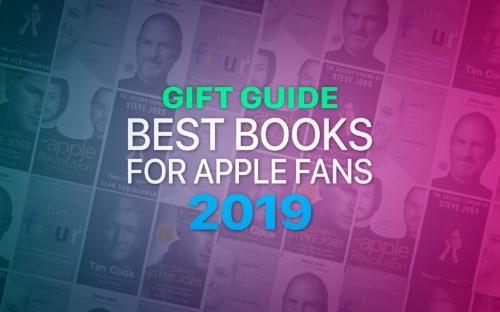 10 Apple books every fan should read [Gift Guide 2019]