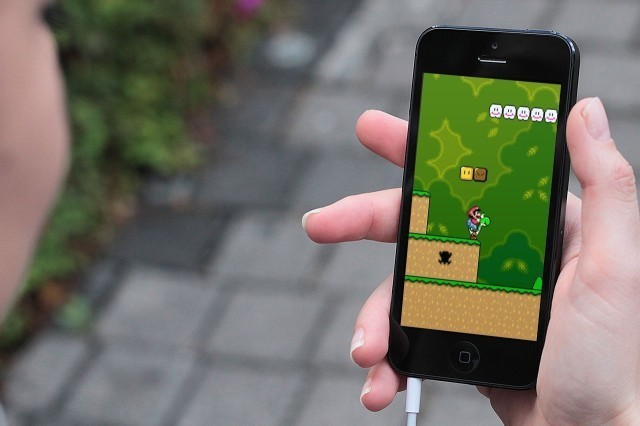 Nintendo Is Experimenting With iOS Apps
