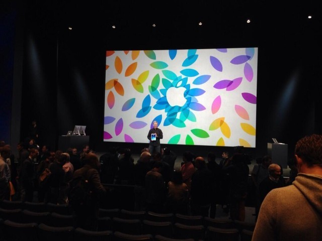 Apple's iPad Air And iPad Mini Keynote In Just 90 Seconds [Video]