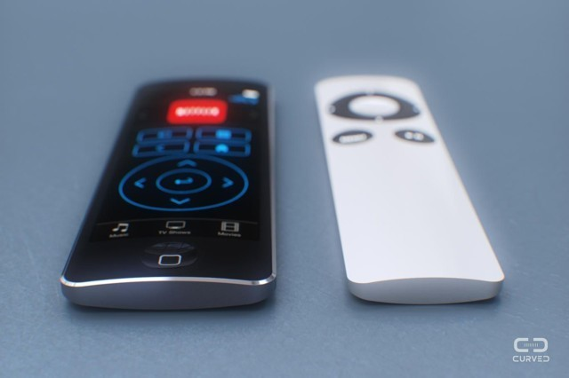 Apple TV remote is getting a trackpad this summer