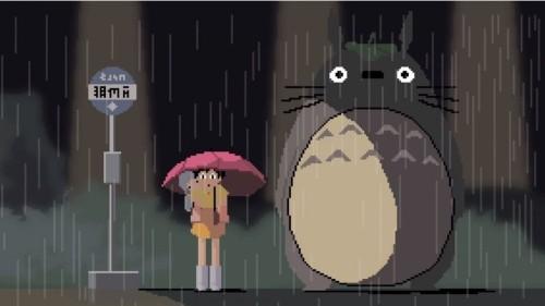8-bit Miyazaki tribute film will fill you with nostalgia