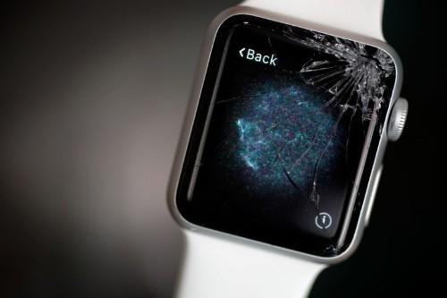 Headaches await if you break your Apple Watch