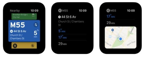 Transit app returns to Apple Watch to make public transport easy