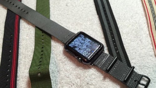 Make your own nylon Apple Watch band for $5 | Cult of Mac