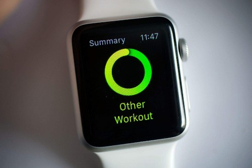 The trouble with Apple Watch's fitness tracker