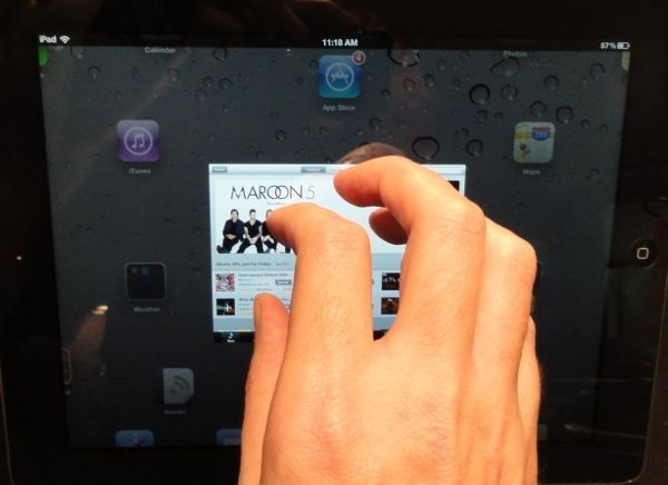 Secret iOS Gestures: The Claw Pinch – Go Home Without The Button [iOS Tips]
