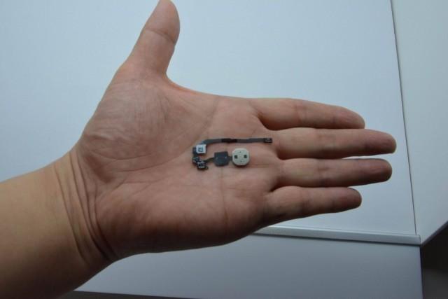 Parts Confirm The iPhone 5S Has A Home Button Fingerprint Sensor
