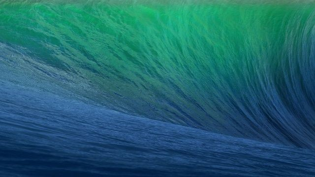 Here's Where To Download OS X Mavericks' Beautiful New Wallpaper [Image]