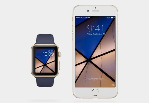 Coordinate your iPhone and Apple Watch with free photos