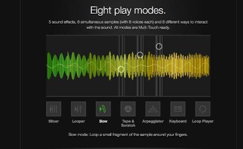 Samplr, a groundbreaking iPad music app, gets first update in 5 years