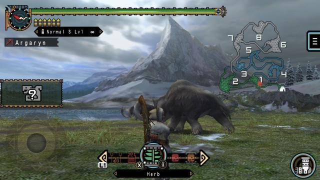 Now you can slay Monster Hunter's epic beasts right on your iPhone