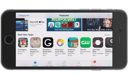 The App Store makes more money than Hollywood
