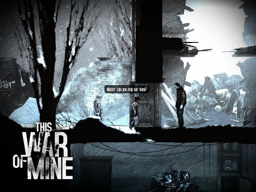 This War of Mine brings the horrors of conflict to your iPad