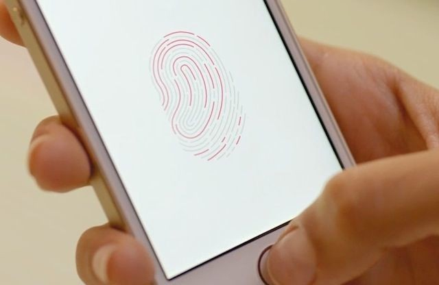 Qualcomm has the tech to put Touch ID in an iPhone display